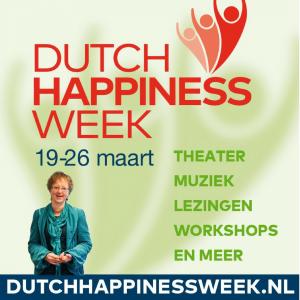 Lezing Dutch Happiness week: van dromen naar DOEN @ Bibliotheek Eindhoven